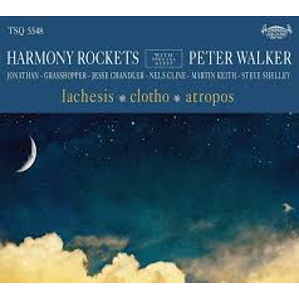 Harmony Rockets With Special Guest Peter Walker – Lachesis/Clotho/Atropos Vinyl