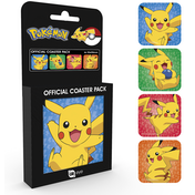 Pokemon Pikachu Coaster Pack