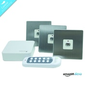 Energenie Mi|Home Smart Steel Switch Bundle