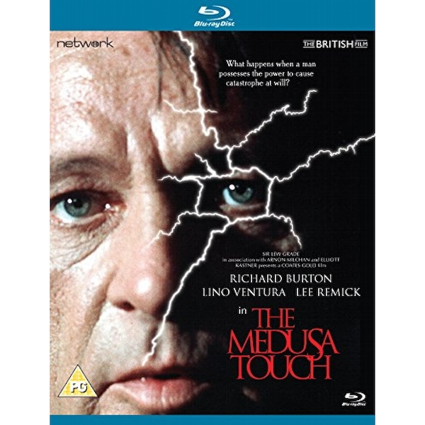 The Medusa Touch Blu-ray