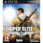 Sniper Elite III 3 PS3 Game