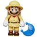 Explorer Mario Blue Power Moon (World Of Nintendo) Action Figure - Image 2