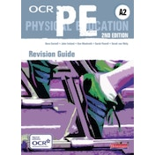 OCR A2 PE Revision Guide by Sarah Powell, John Ireland, Sarah Van Wely, Dave Carnell, Ken Mackreth (Paperback, 2010)