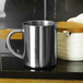 Set of 2 Stainless Steel Mugs | M&W - Image 7