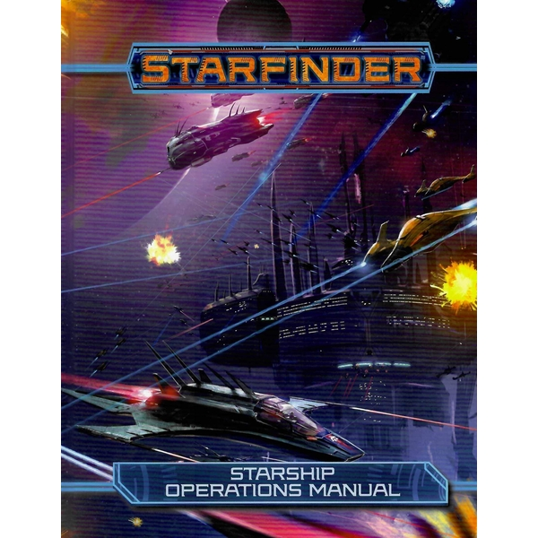 Starfinder Starship Operations Manual