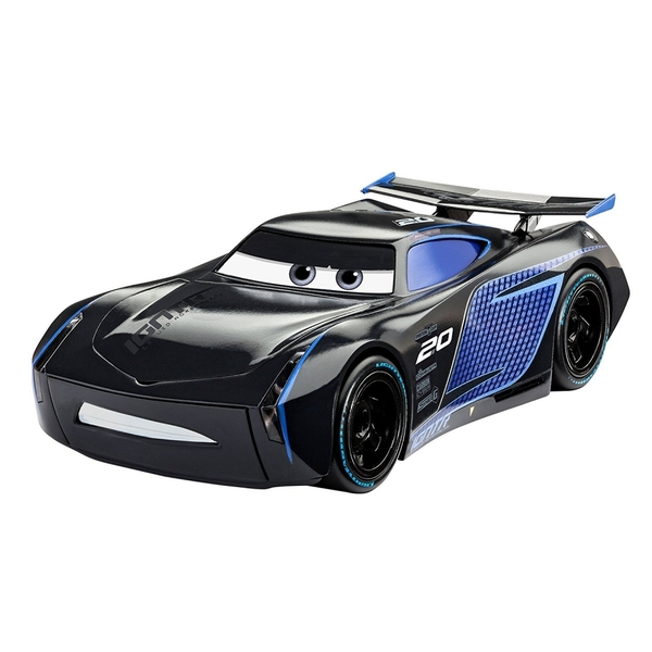 jackson storm cars 3 level 1 revell junior kit. Black Bedroom Furniture Sets. Home Design Ideas