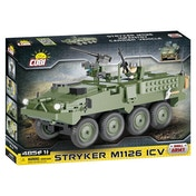 Cobi Small Army Stryker M1126 ICV Tank - 485 Toy Building Bricks