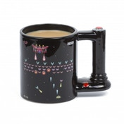 Thumbs Up! Retro Arcade Mug