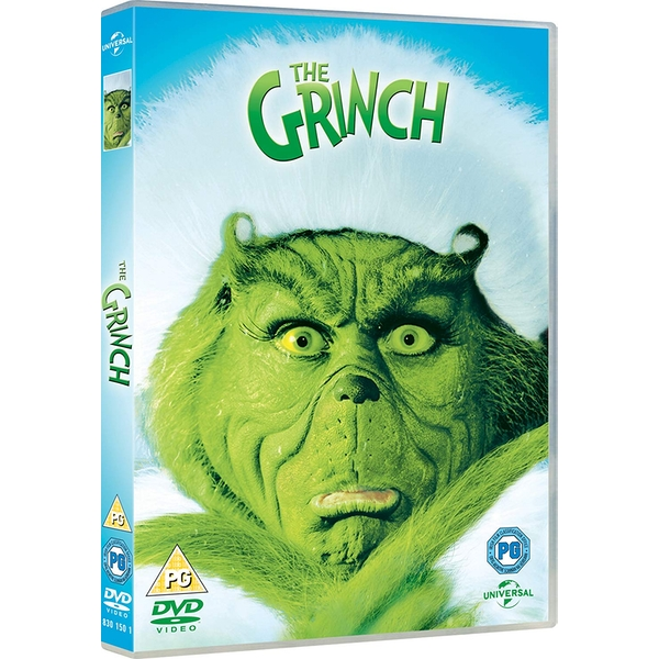 The Grinch (Live Action) DVD