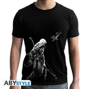Assassin's Creed - Bayek - Men's Small T-Shirt - Black