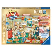 What If? Number 10 The Birthday 1000 Piece Jigsaw Puzzle