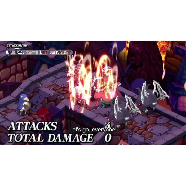 Disgaea 4 A Promise Revisited PS Vita Game - Image 2