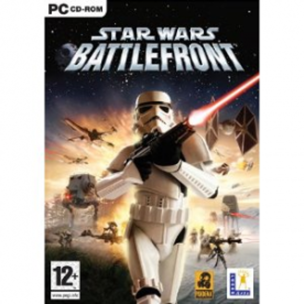 Star Wars Battle front Game PC