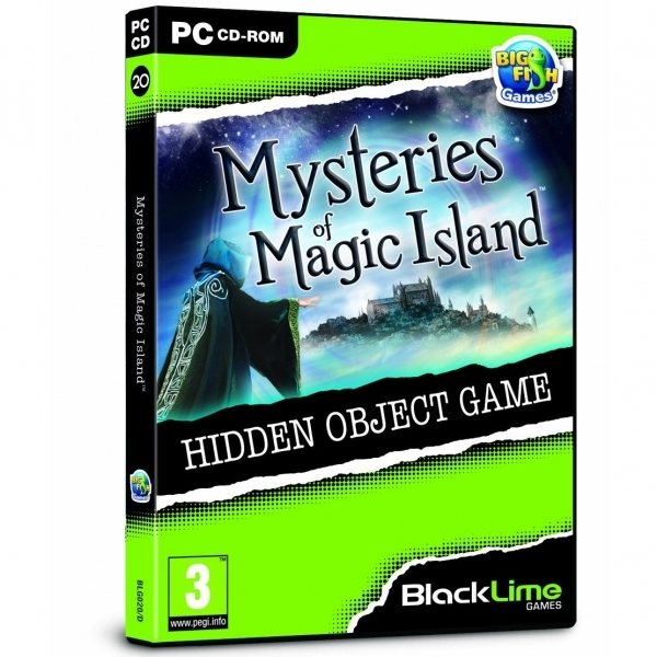 Mysteries of Magic Island Game PC