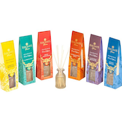 Assortment of 6 Esscents Reed Diffuser Pack Of 6
