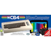 The C64 Retro Console (UK PLUG)