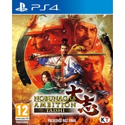 Nobunaga's Ambition Taishi PS4 Game