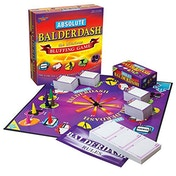 Absolute Balderdash Bluffing Board Game