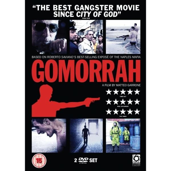 Gomorrah 2 Disc DVD