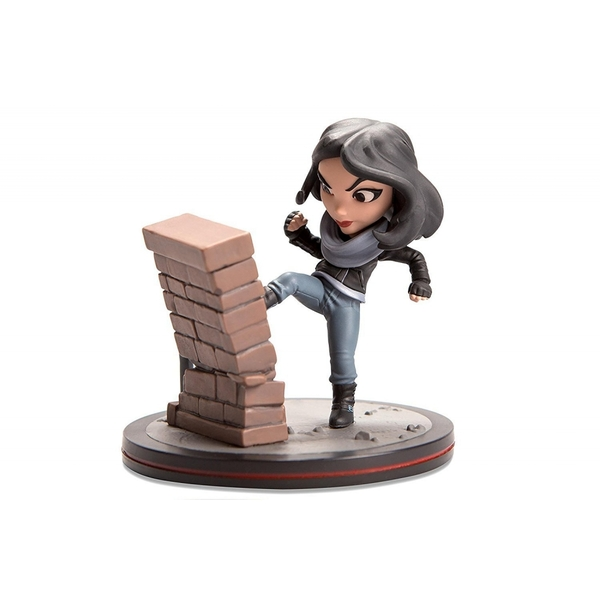 Jessica Jones Q-Fig (Jessica Jones Netflix) QMX 4.62 Inch Figure