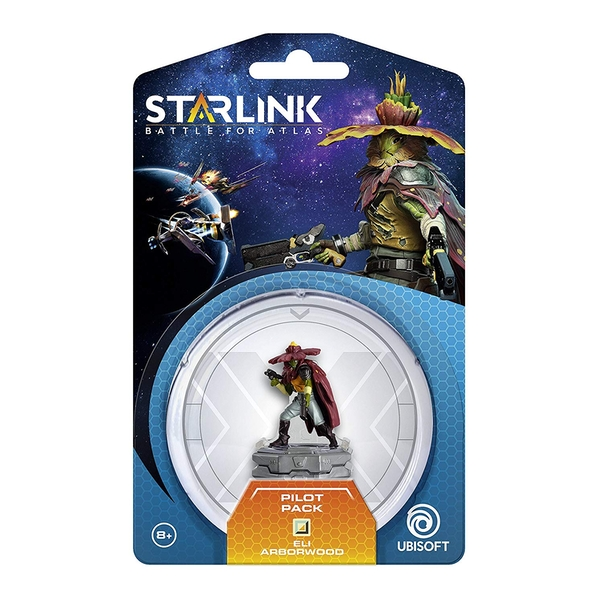 Image of Starlink Battle For Atlas Pilot Pack Eli (PS4, Nintendo Switch and Xbox One)