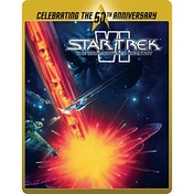 Star Trek 6 - The Undiscovered Country (50th Anniversary Steelbook) Blu-ray