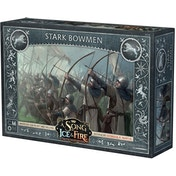 A Song of Ice & Fire: Tabletop Miniatures Game - Stark Bowmen Expansion Board Game
