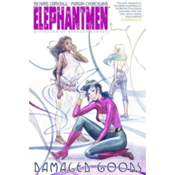 Elephantmen: Damaged Goods