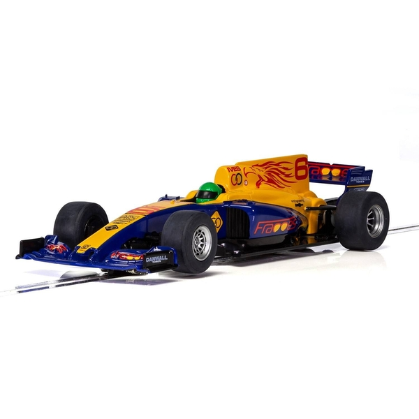 Blue Wings F1 Car 1:32 ScalextricSuper Resistant Car