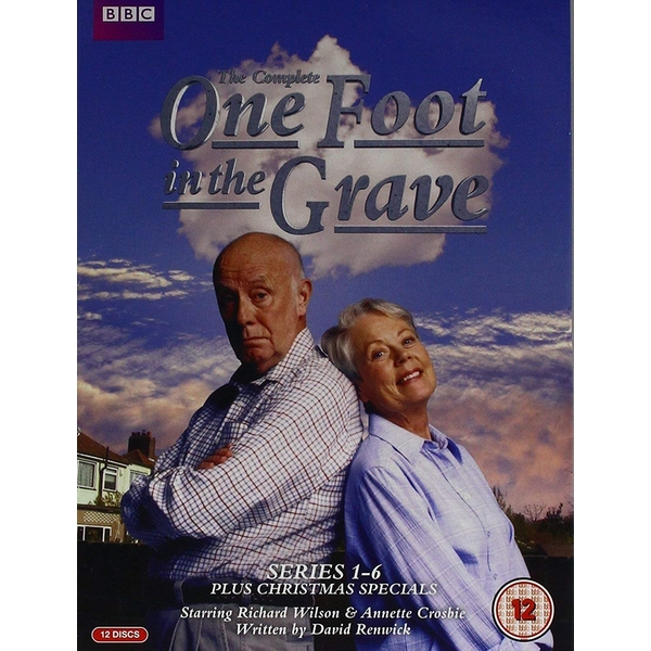 One Foot In The Grave Complete Series 1-6 DVD