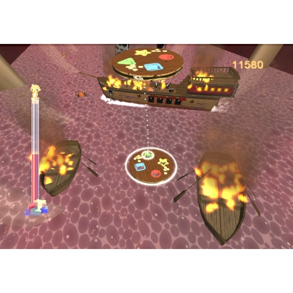 Roogoo Twisted Towers Game Wii - Image 4
