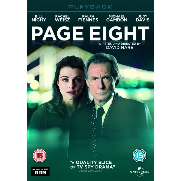 Page Fight DVD