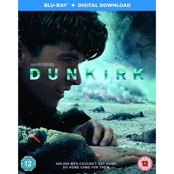 Dunkirk Blu-ray   Digital Download