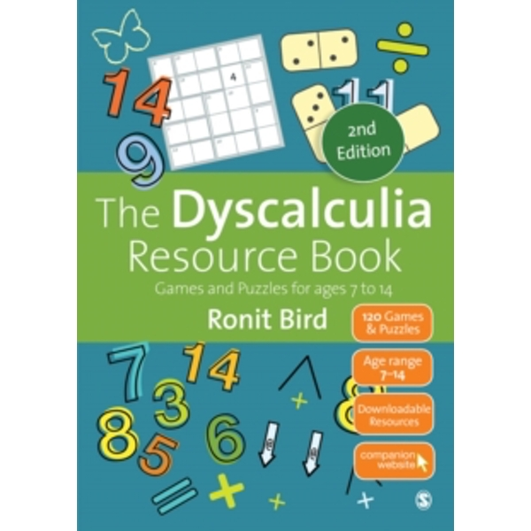 The Dyscalculia Resource Book : Games and Puzzles for Ages 7 to 14