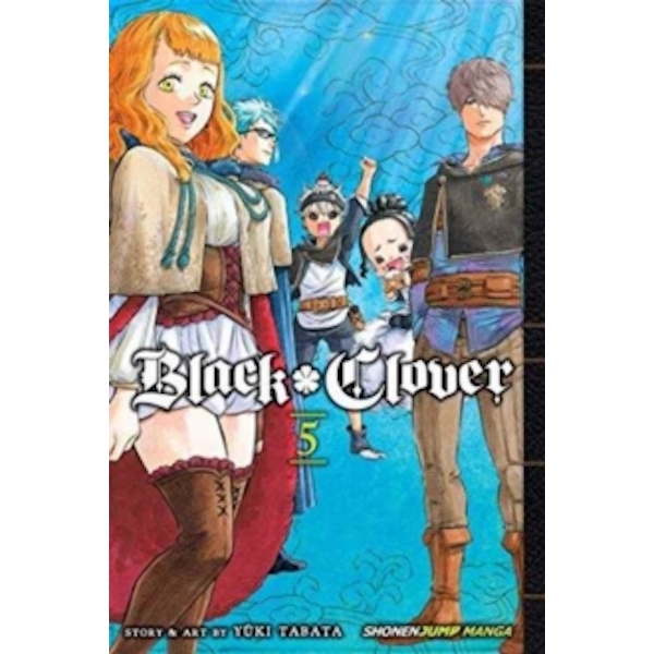 Black Clover, Vol. 5 : 5