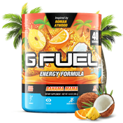 G Fuel Roman Atwood Bahama Mama Tub (40 Servings) Elite Energy and Endurance Formula