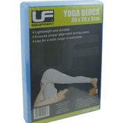 UFE Yoga Block Blue