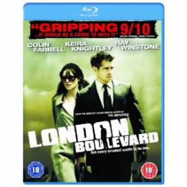 London Boulevard Blu-Ray - Image 1