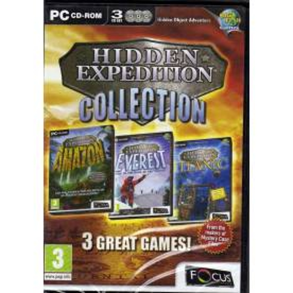 Hidden Expedition Collection Game PC