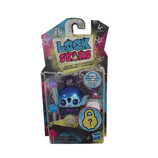Lock Stars Series 1 - Blue Alien Girl