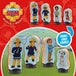 Fireman Sam Wooden 4-Figure Pack - Image 2