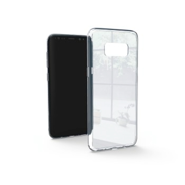 "Hama ""Glass"" Cover for Samsung Galaxy S8, transparent"