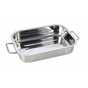 Pendeford Stainless Steel Collection Roasting Tray 25 x 18cm