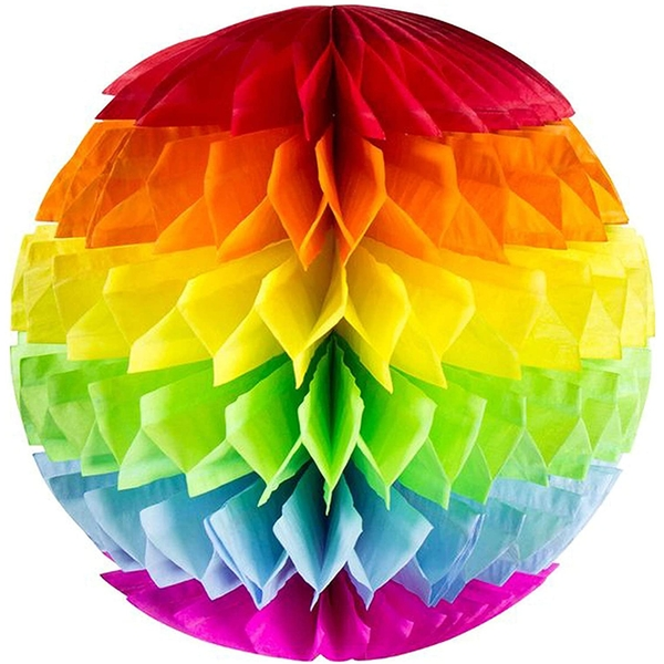 Honeycomb Ball Butterfly Effect (Multicoloured)