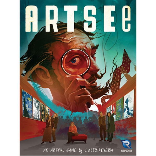 Artsee Board Game