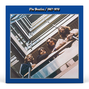 The Beatles 1967 - 1970 (The Blue Album) Vinyl New