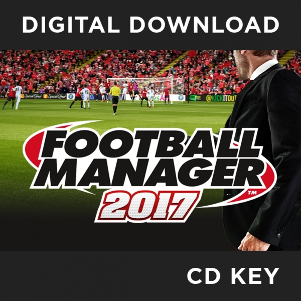 Football Manager 2017 Special Edition PC & MAC & Linux CD Key Download for Steam