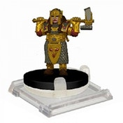 Dungeons & Dragons Attack Wing Gold Dwarf Cleric