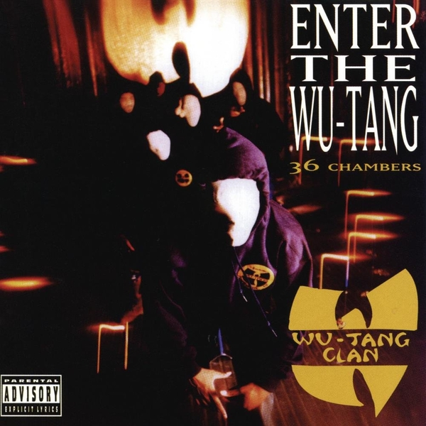 Wu-Tang Clan - Enter The Wu-Tang Clan (36 Chambers) Vinyl
