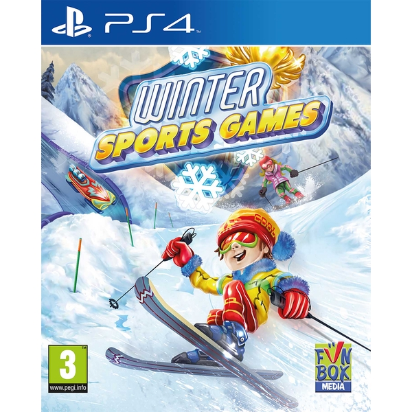 Winter Sports Games PS4 Game